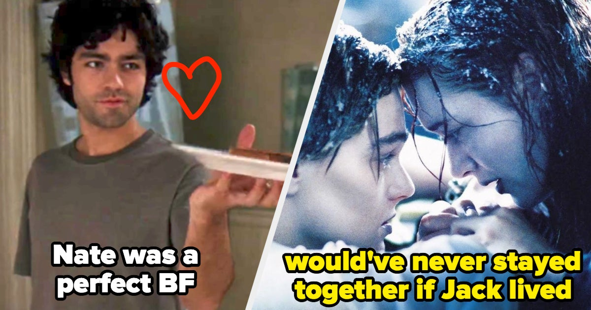 17 Unpopular Rom-Com Movie Opinions That Might Tick You Off A Whole Lot