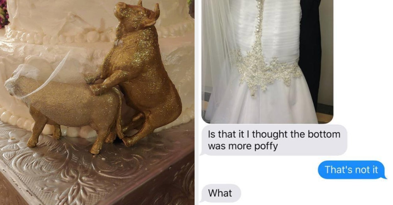15 Wedding Pranks I Really, Really Wish I Was There To Witness