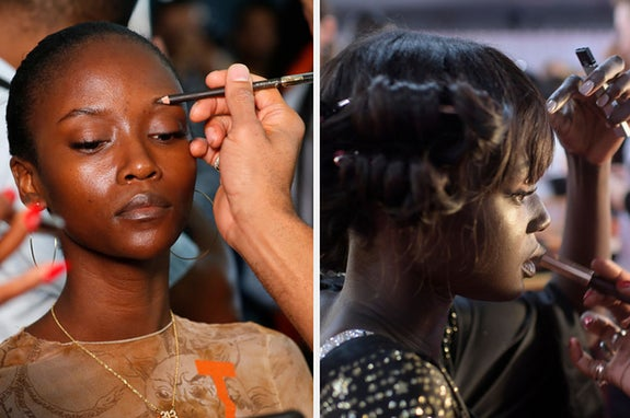 These Black Makeup Artists Are Ensuring That Black Hollywood Has The Guaranteed Right Shade