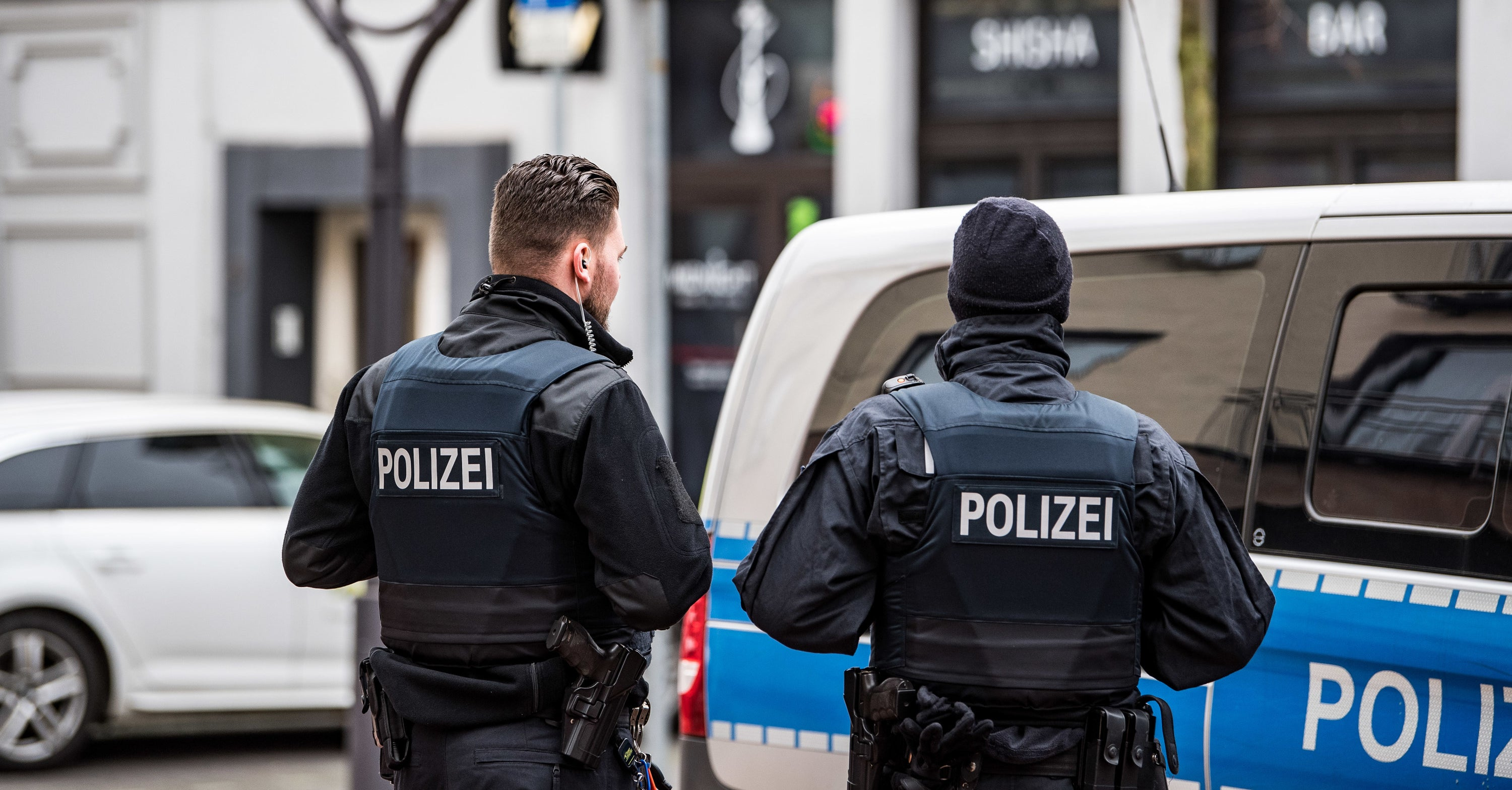 9 People Were Killed In Shootings At Two Hookah Bars In Germany In A Suspected Far-Right Terror Attack