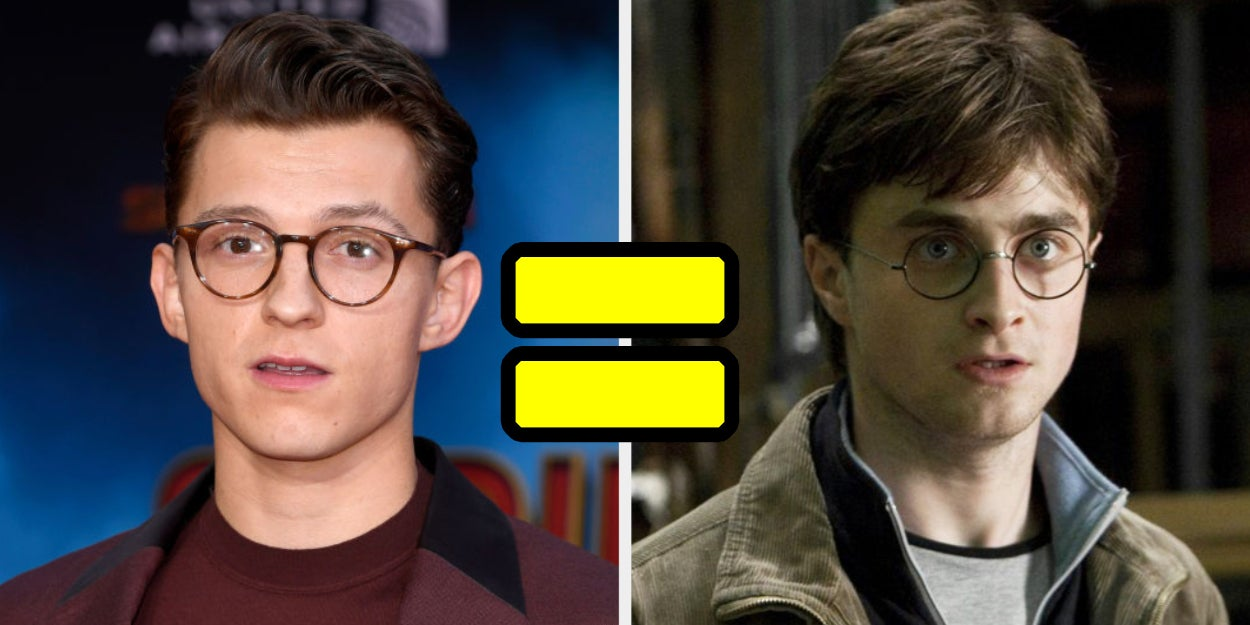 "Recast ""Harry Potter"" And We'll Reveal Your True Hogwarts House"