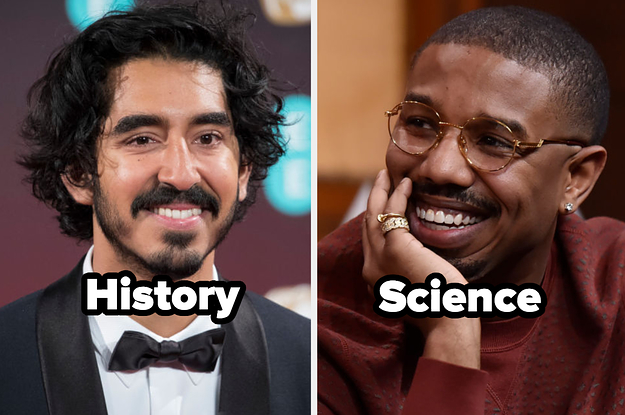 Choose Between These Famous Men And We'll Guess Which School Subject Is Your Favorite