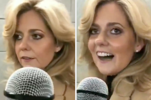 "A Random Woman Has Gone Viral After A Man Stopped Her In The Subway To Finish The Lyrics To Lady Gaga's ""Shallow"""