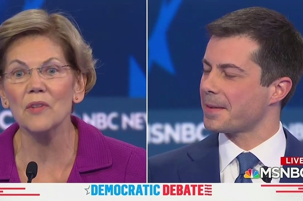 Things Got Ugly At The Democratic Debate In Vegas. Here Are The Most Savage Takedowns.