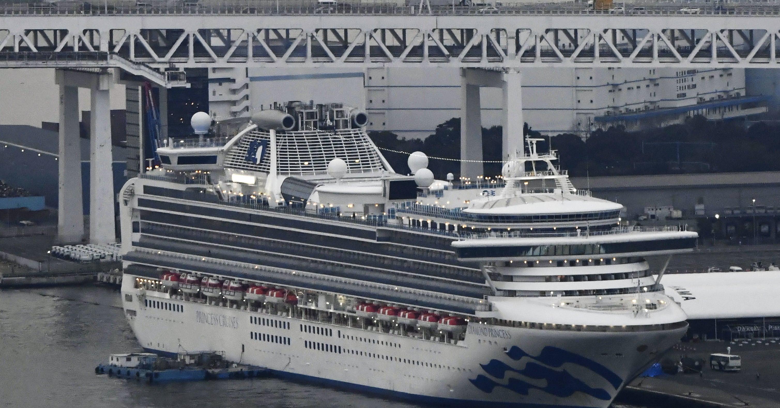 The Coronavirus Cruise Ship Quarantine Gave The Virus An Efficient Way To Spread, Experts Say