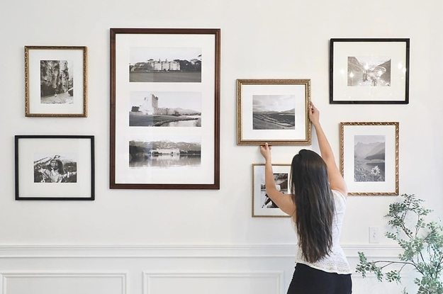 21 Essential Tips I Wish I'd Known Before Trying To Hang A Gallery Wall