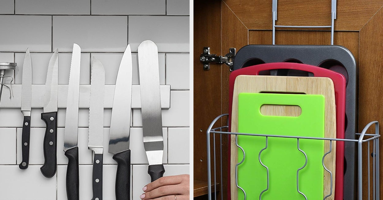 27 Affordable Products You'll Probably Want If You Have A Small Kitchen
