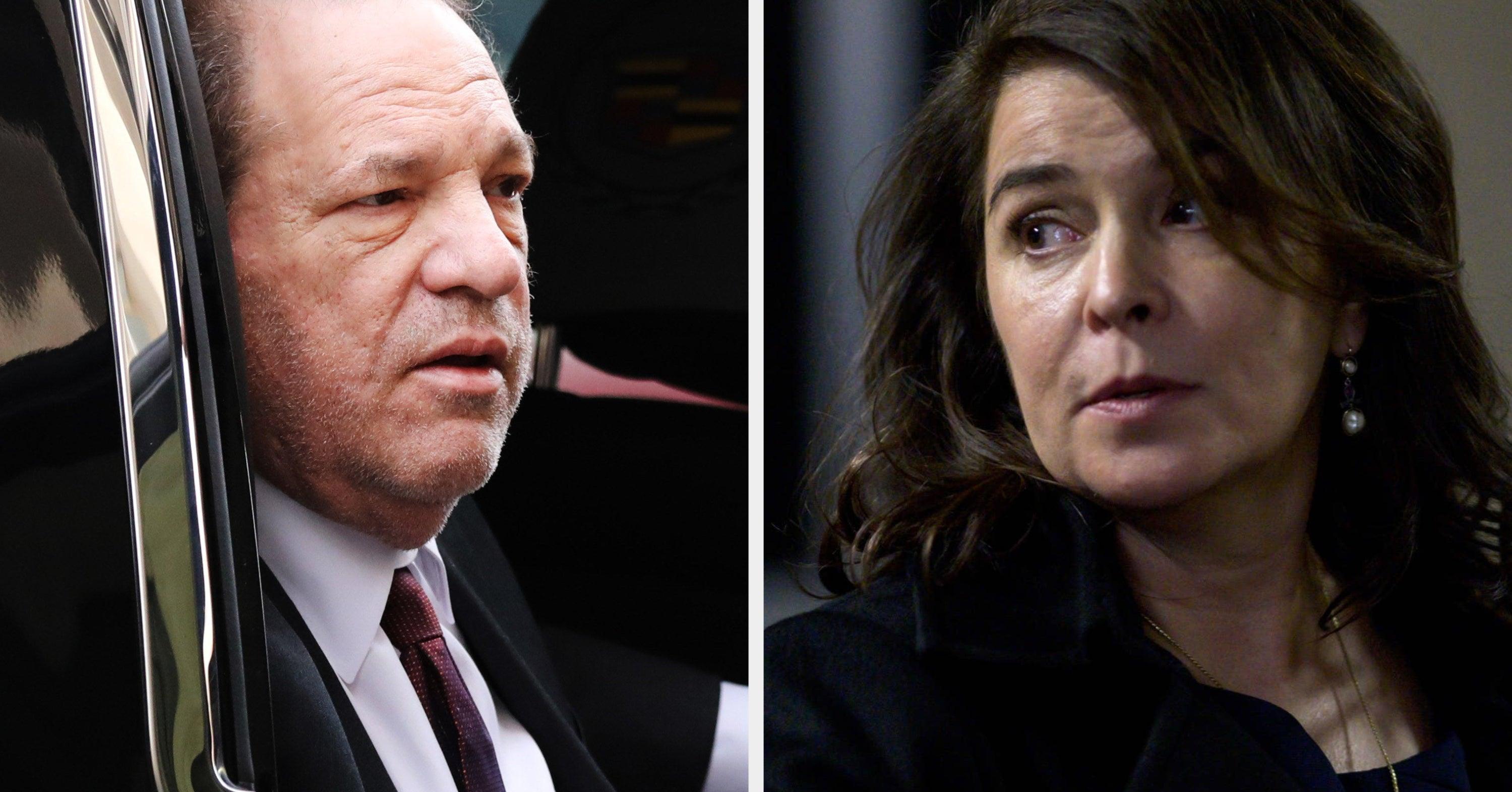 The Harvey Weinstein Jurors Asked To Rehear Key Testimonies Involving Annabella Sciorra's Rape Allegation