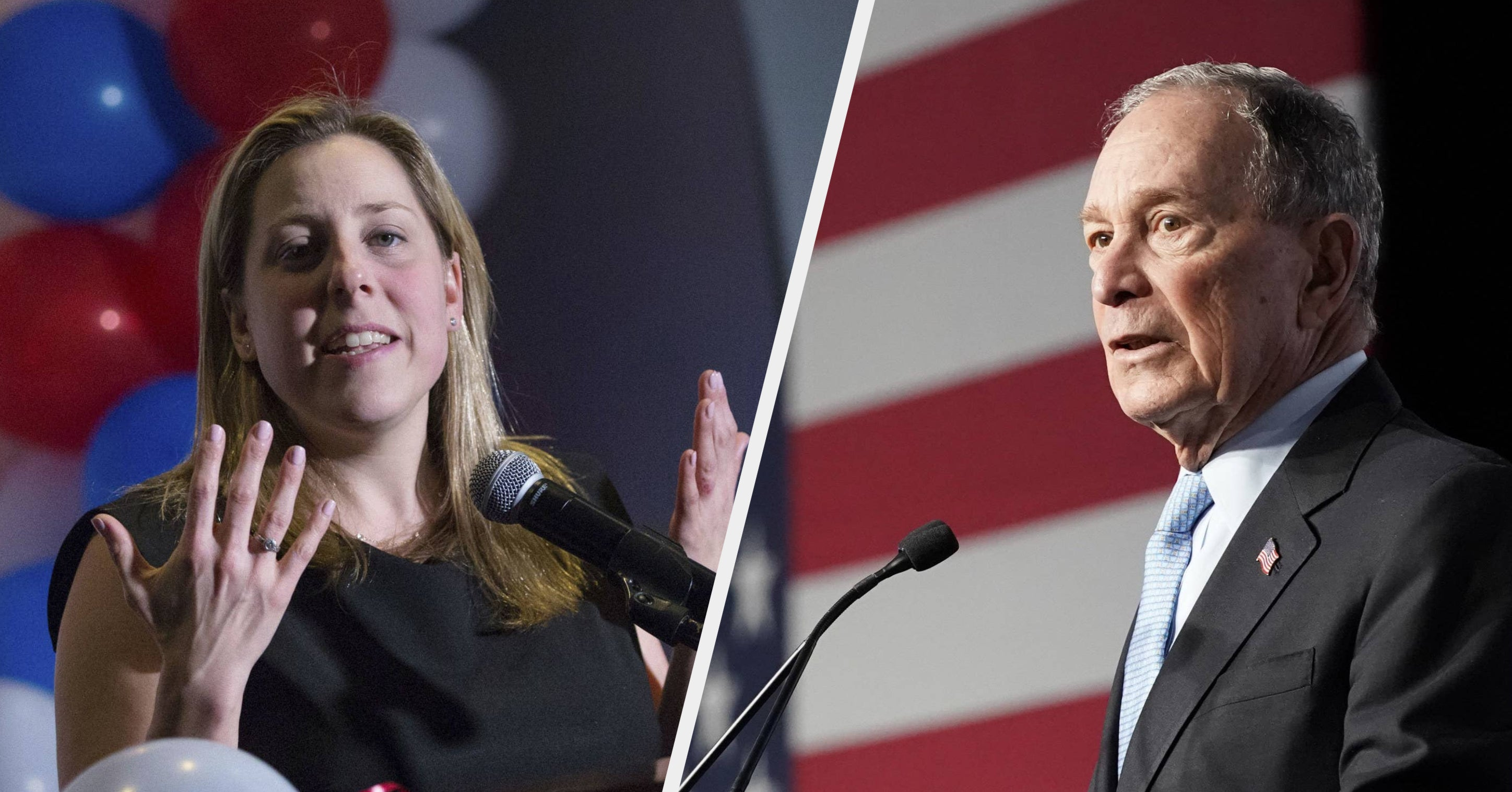 This Democrat Tried To Oust A Republican from Congress. She Blames Mike Bloomberg For Her Loss.