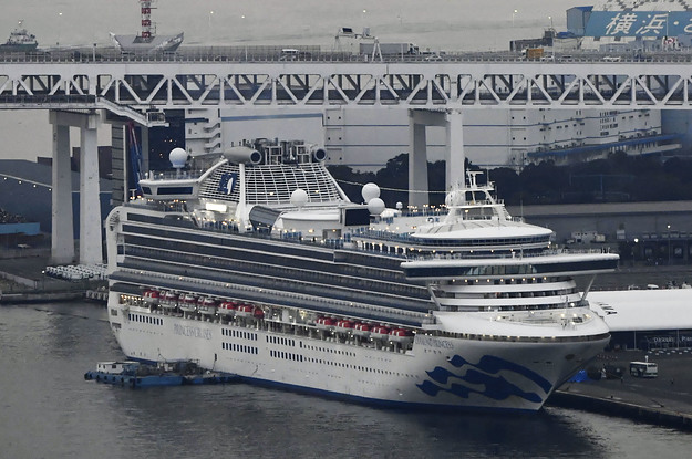 Here's Why The Cruise Ship Quarantine Turned Into Such A Disaster