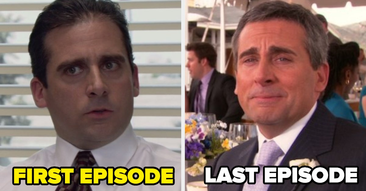 Here's What 17 Of Your Favorite TV Characters Looked Like In Their First Episode Vs. Last