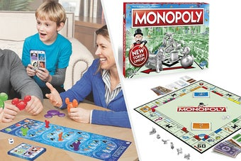 31 Board Games From Walmart You And Your Friends Will Probably Love