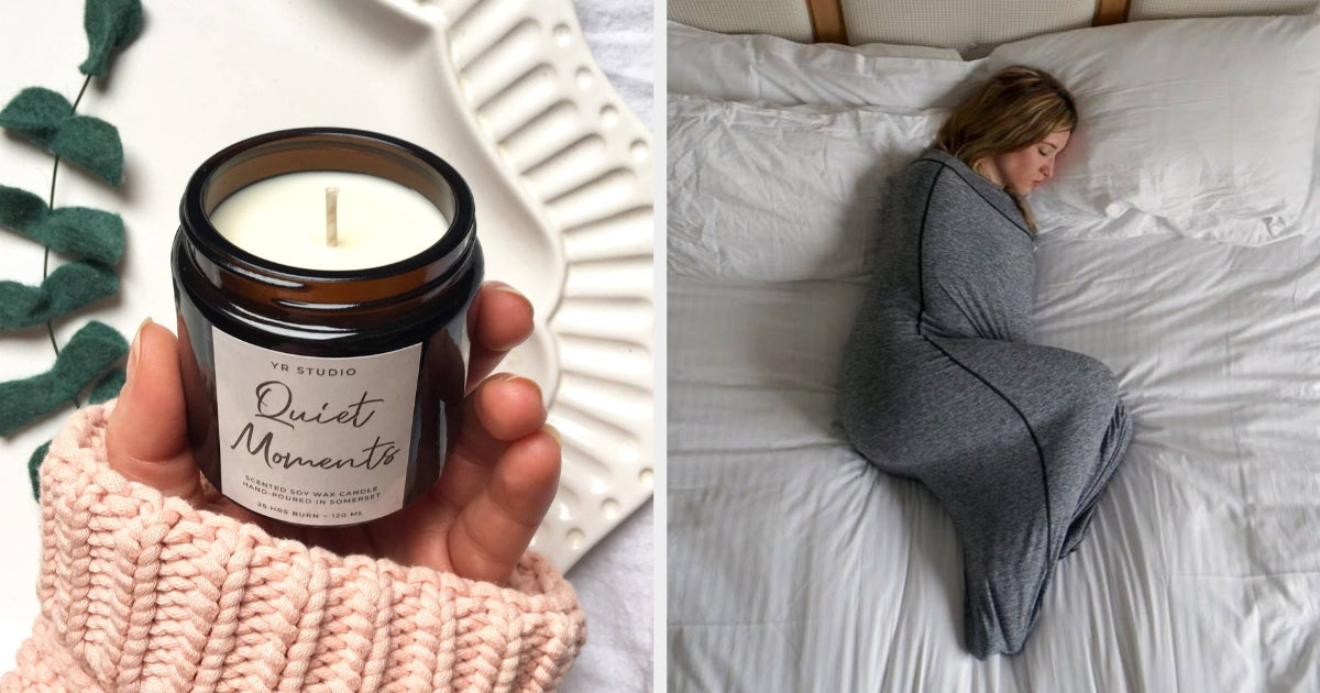 25 Things That'll Soothe Your Tired Old Soul