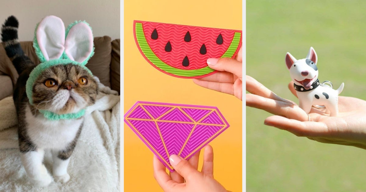 32 Products That Are So Cute I Almost Can't Stand It