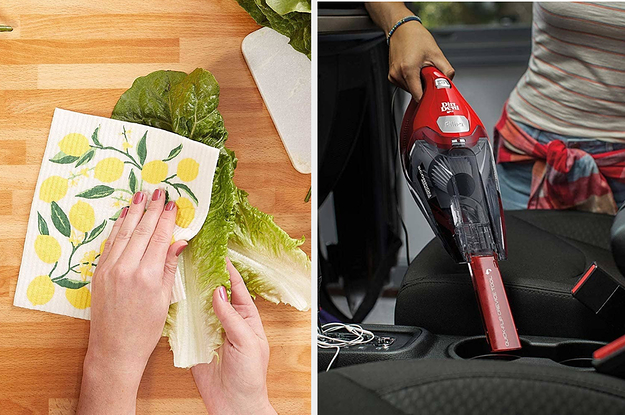 There's A Good Chance You'll Find Your New Favorite Cleaning Product In This Post