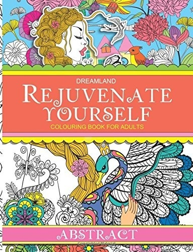 Cover of a colouring book