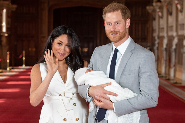 """Harry And Meghan Will Drop The """"Royal"""" From Their Brand And Have Laid Out Their Future Plans"""