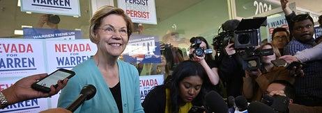 Elizabeth Warren Has Reversed On Super PAC Support: