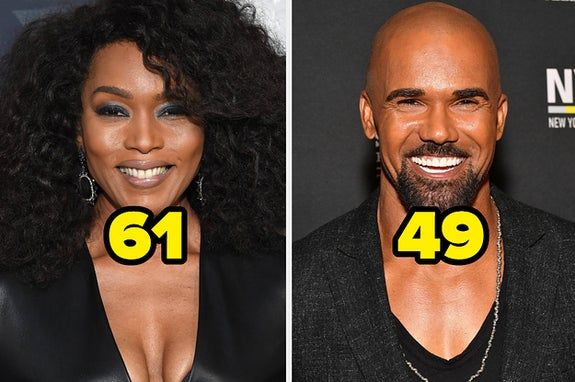 These Celebrities Are Older Than You Think They Are And That's The Power Of Melanin, Baby