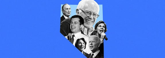 Live Results: Nevada Democratic Caucuses
