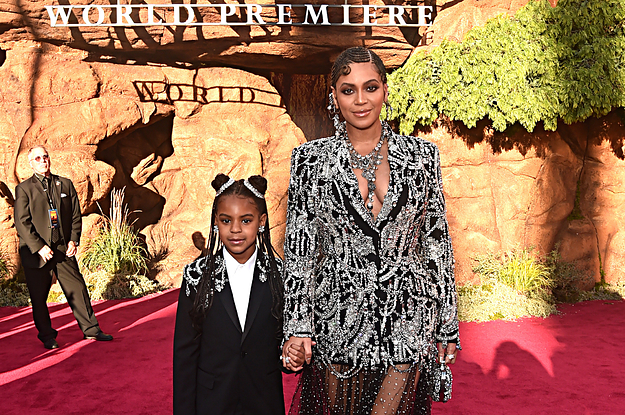 Blue Ivy Carter Is Making History As The Youngest Person To Win A Major Award