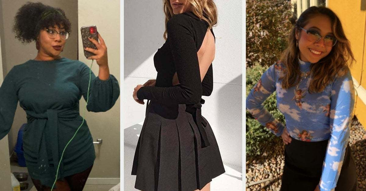 23 Pieces Of Clothing That'll Help You Update Your Closet For Under $30