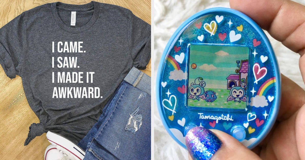 27 Products For Awkward People