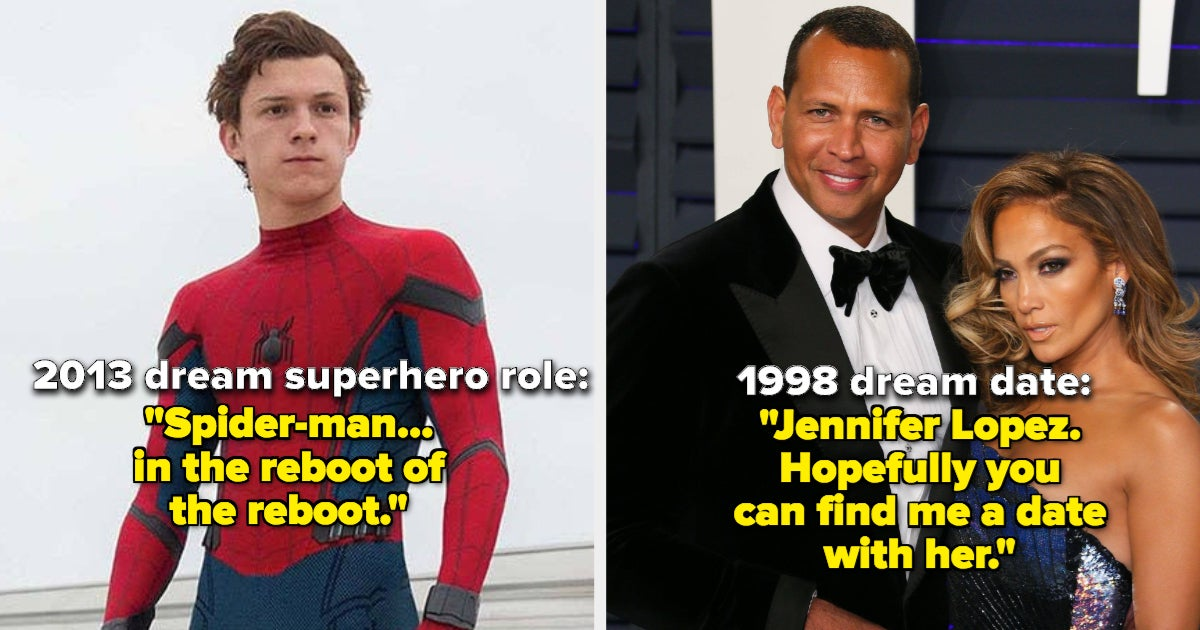 15 More Celebs Who Manifested Their Dreams Into Reality