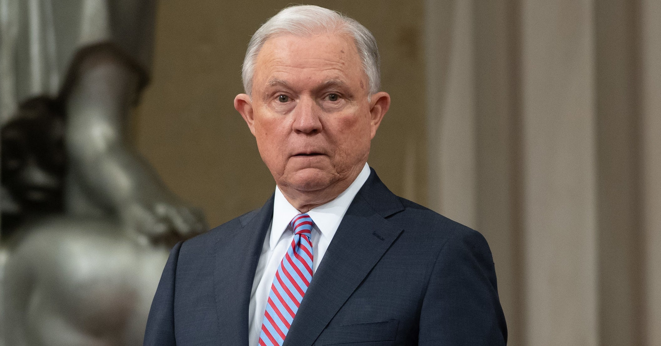 Jeff Sessions Wants His Senate Seat Back. He'll Have To Deal With Roy Moore, Two Major Opponents, And Trump To Get It.