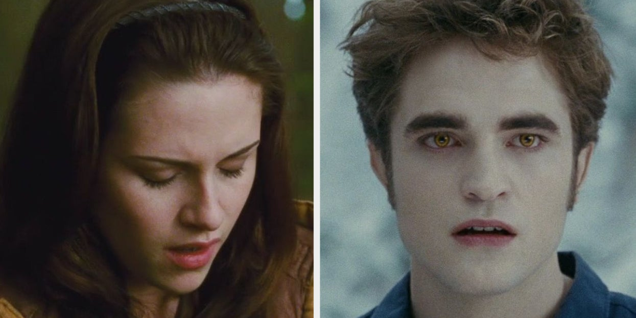 """Only Someone Who's Seen The """"Twilight"""" Movies At Least 3 Times Will Pass This Quiz"""