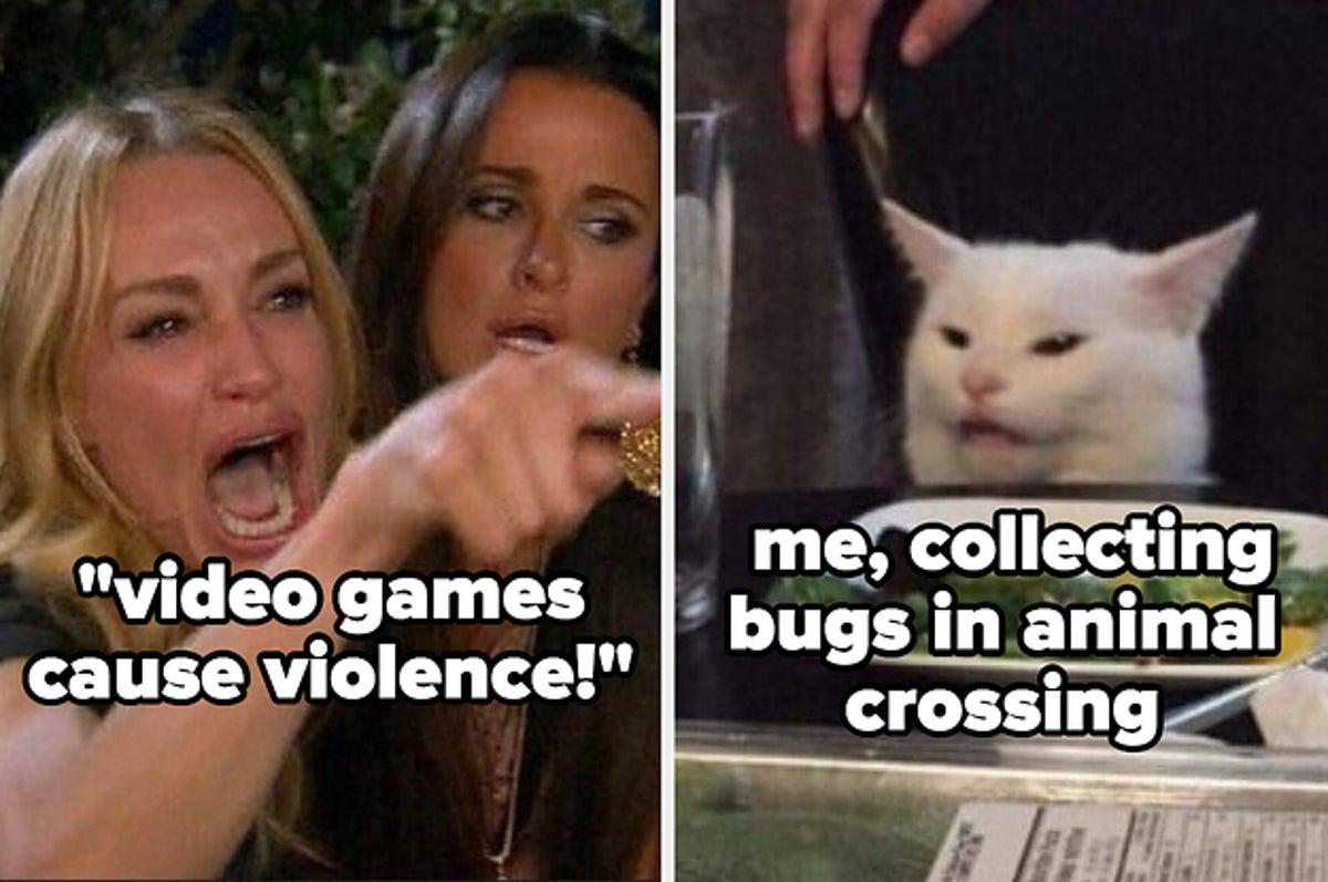 Nintendo Animal Crossing Jokes