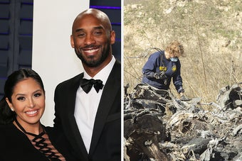 Vanessa Bryant Has Filed A Lawsuit Against The Helicopter Company After Kobe Bryant's Crash
