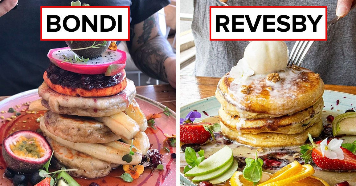 13 Of The Best Pancake Stacks To Gorge Yourself Silly On In Sydney