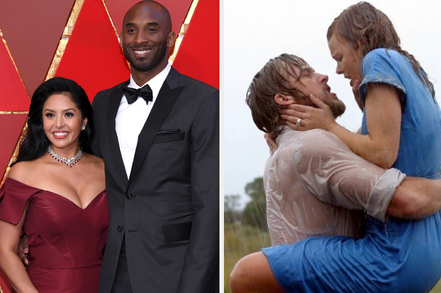Vanessa Bryant Says Kobe Gifted Her Rachel McAdams' Dress From The Notebook