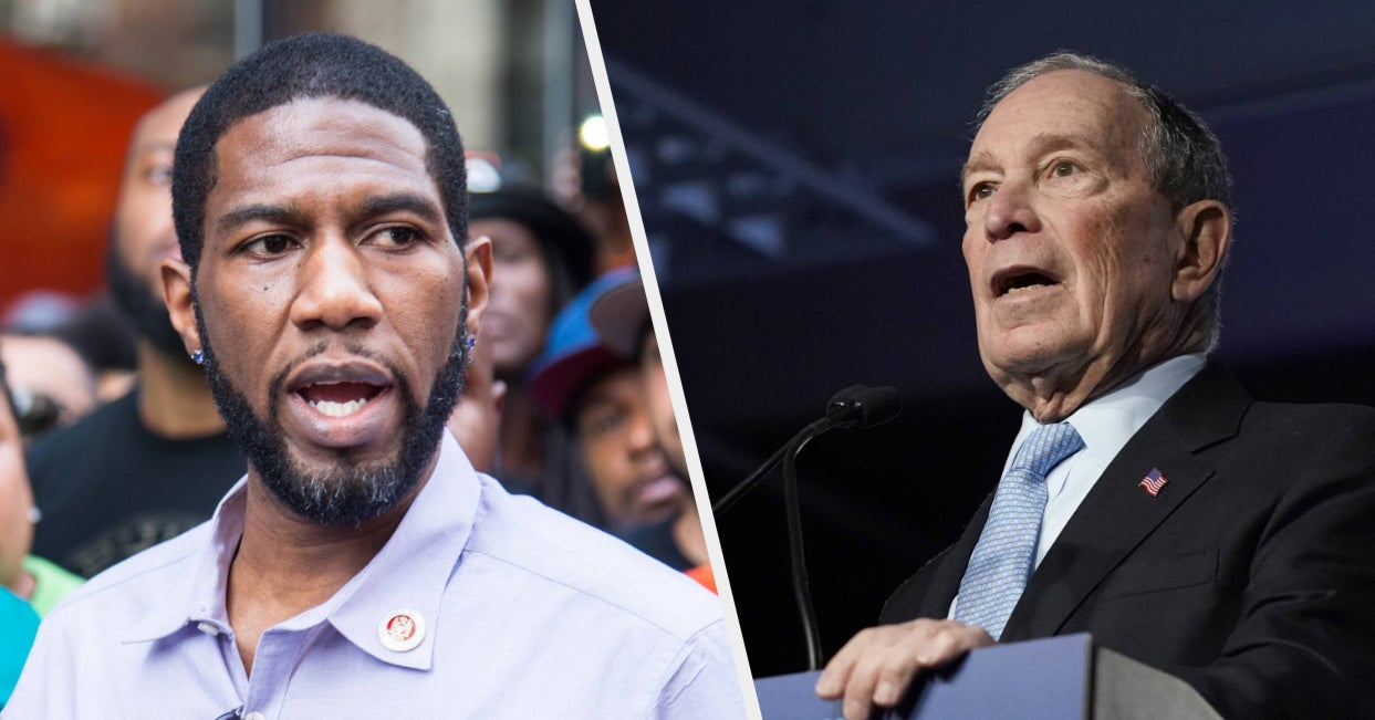 Black And Brown New Yorkers Who Lived Under Mayor Bloomberg Are Urging Voters To Reject Him