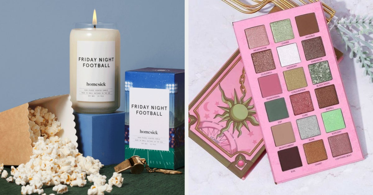 45 Really Cool Gift Ideas For Basically Everyone You Know