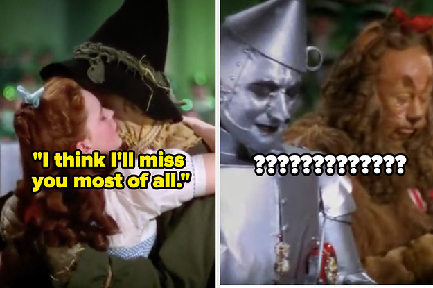 "17 Jokes About ""The Wizard Of Oz"" That Are Honestly Extremely Accurate"