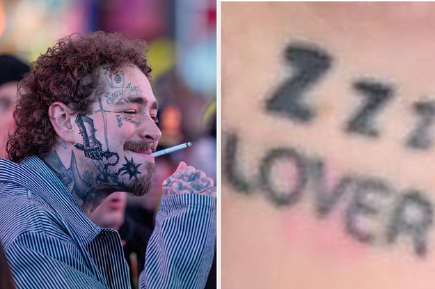 Whose Face Tat Is This?