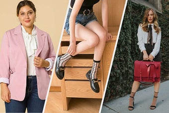 31 Clothing Items And Accessories That'll Refresh Your Office Wardrobe