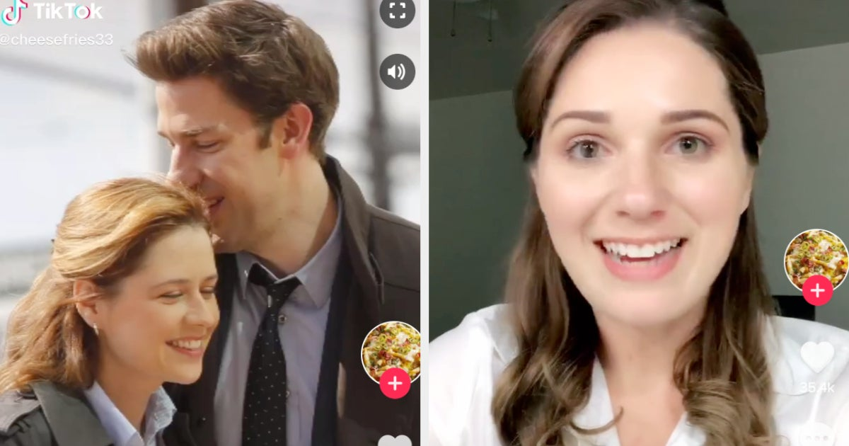 This TikTok Of A Woman Who Looks Like Jim And Pam's Daughter As An Adult Is Going Viral