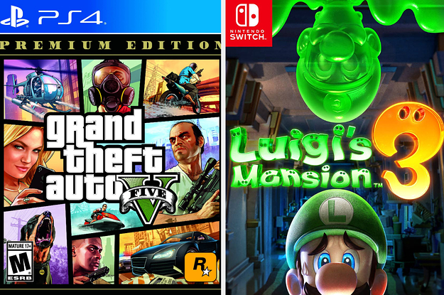 31 Video Games From Walmart That'll Probably Make You Want To Stay Home All Weekend