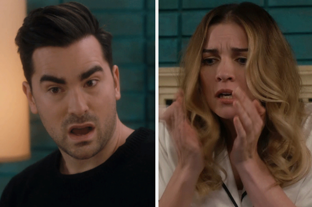 "There Was A Breakup On ""Schitt's Creek"" And Twitter Has So Many Feelings"