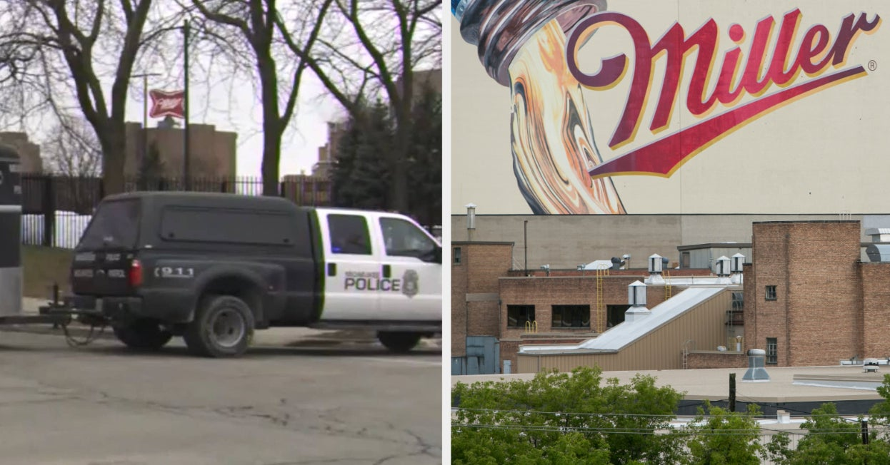 Several People Were Killed In A Shooting At Molson Coors In Milwaukee