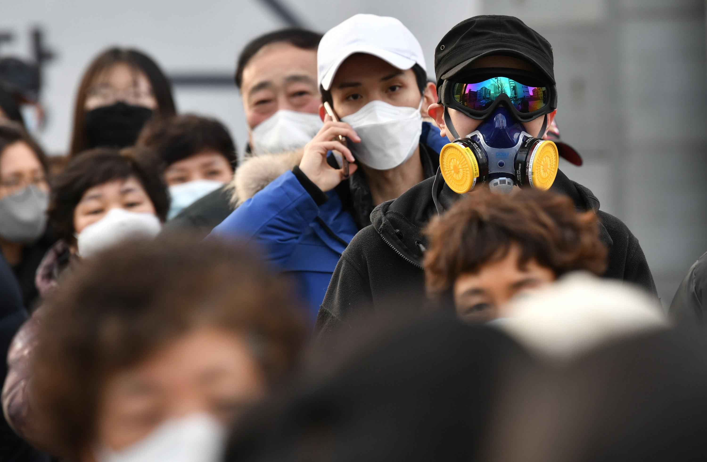 respirator mask corona