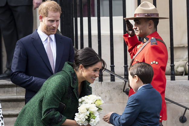 Prince Harry And Meghan Markle Will Lose Canadian Police Protection When They Step Down As Working Royals