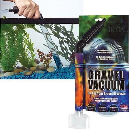 Gravel Vacuum packaging