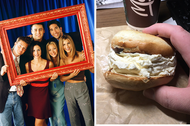"How Much Cream Cheese Is Too Much? Plus, What We Know About The ""Friends"" Reunion — This Week On ""Did You See This?"""