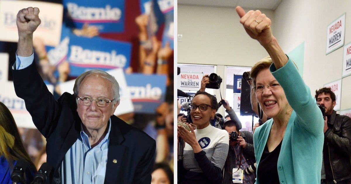 A Major Immigrant Rights Group Is Endorsing Elizabeth Warren And Bernie Sanders