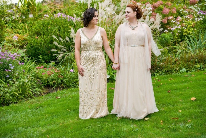 12 Helpful Wedding Dress Shopping Tricks For People Who Want