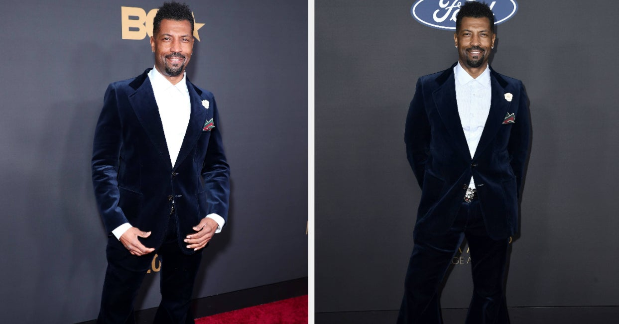 """""""Black-Ish"""" Star Deon Cole Was Trolled With Anti-Gay Slurs For Wearing Bell-Bottoms On The Red Carpet And His Response Is Powerful"""